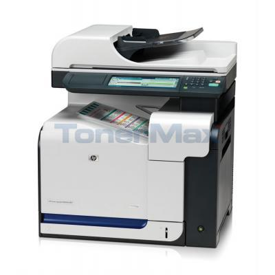 HP Color LaserJet CM-3530